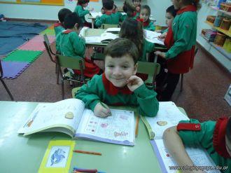 Ingles en Salas de 5 12