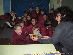 Padres Lectores en Primaria 22-06 22