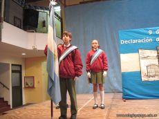 Dia de la Independencia en Primaria - Mañana 7