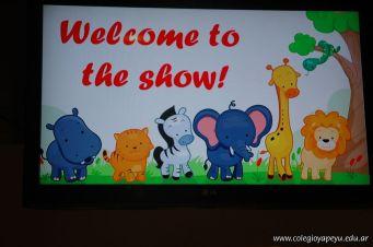Expo Ingles del Jardin 2012 13