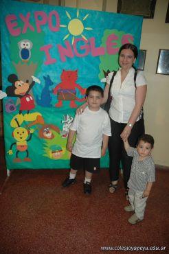 Expo Ingles del Jardin 2012 38