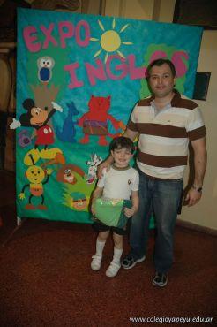 Expo Ingles del Jardin 2012 39