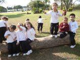Reconociendo Arboles en el Campo Deportivo 15