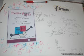 Expo Yapeyu de 4to grado 8