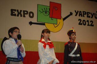 Expo Yapeyu de 5to grado 5