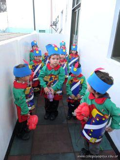 Soldados de San Martin 46