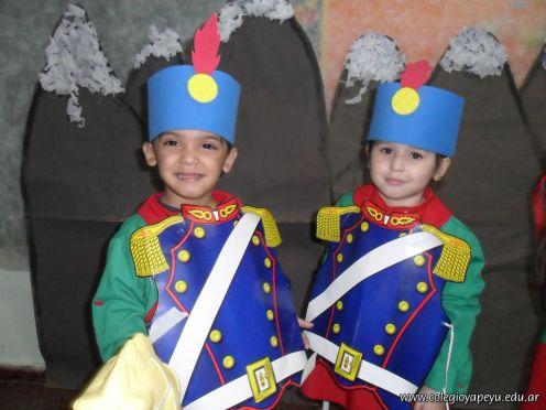 Soldados de San Martin 75