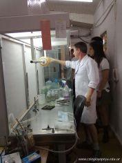 Visitamos la Catedra de Fisiologia Vegetal 10
