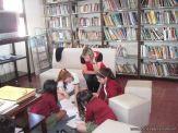 6to grado en Biblioteca 6