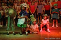 Cierre de la Doble Escolaridad de Primaria 187