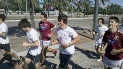 Entrenando para Rugby en la Costanera 2