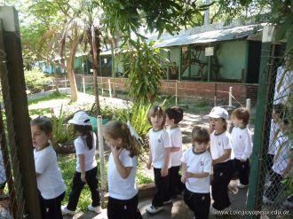 Visita al Zoologico de Salas de 3 20