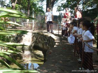 Visita al Zoologico de Salas de 3 31