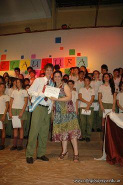 Acto de Clausura de la Educacion Secundaria 2012 155