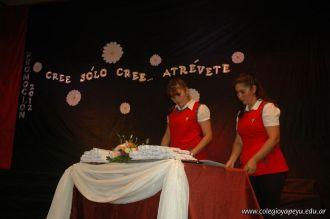 Acto de Clausura de la Promocion 2012 del Jardin 117
