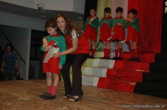 Acto de Clausura de la Promocion 2012 del Jardin 128