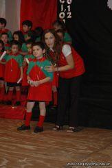 Acto de Clausura de la Promocion 2012 del Jardin 164