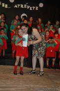 Acto de Clausura de la Promocion 2012 del Jardin 215