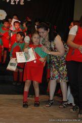 Acto de Clausura de la Promocion 2012 del Jardin 232