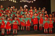 Acto de Clausura de la Promocion 2012 del Jardin 237