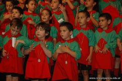 Acto de Clausura de la Promocion 2012 del Jardin 249