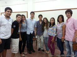 Bienvenida a alumnos de la Secundaria 2013 11