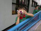 Recorrimos el Colegio sacando fotos 14