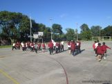 3er grado en el Campo Deportivo 19