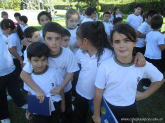 3er grado en el Campo Deportivo 66