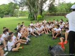 Primer Dia de Campo Deportivo de la Secundaria 10