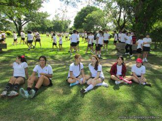 Primer Dia de Campo Deportivo de la Secundaria 4