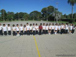 Salas de 4 empezo el Campo Deportivo 32