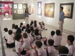 Visita al Museo 104