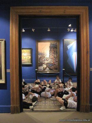 Visita al Museo 13