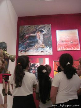 Visita al Museo 131