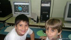 Dia del Planeta en Computacion 5