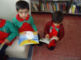 Salas de 4 en Biblioteca 18