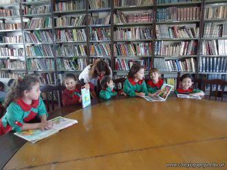 Salas de 4 en Biblioteca 23
