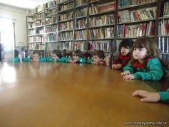 Salas de 4 en Biblioteca 32