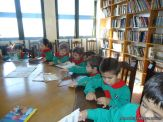 Salas de 4 en Biblioteca 48