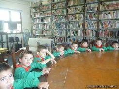 Salas de 4 en Biblioteca 54
