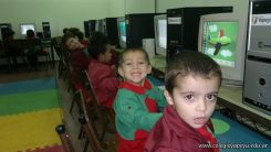 Salas de 4 en Computacion 1
