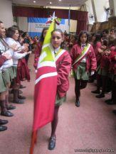 Acto por el Dia de la Bandera de la Secundaria 39