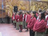 Acto por el Dia de la Bandera de la Secundaria 5