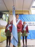 Acto por el Dia de la Bandera de la Secundaria 8