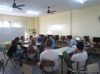 Organizacion de la Visita a la Escuela 753 1