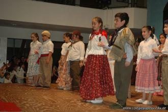 Acto por el Dia de la Independencia en la Primaria 73