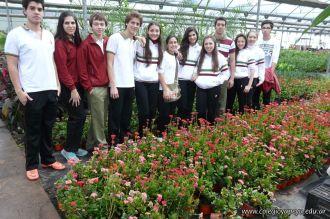Visita a la Escuela de Jardineria Nro. 13 12
