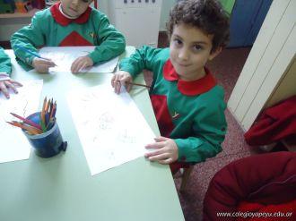 Tecnicas de Dibujo en Salas de 5 12