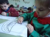 Tecnicas de Dibujo en Salas de 5 4